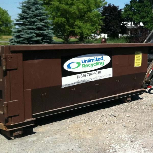 Dumpster Rental Southfield Michigan