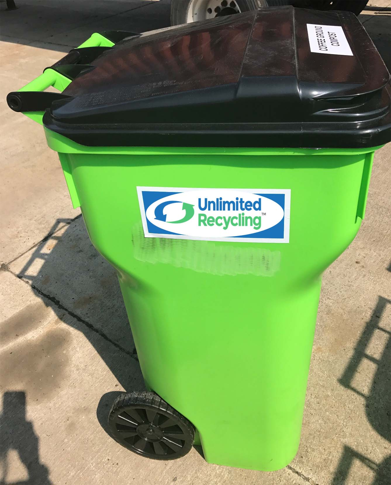Food composting service in Metro Detroit Michigan